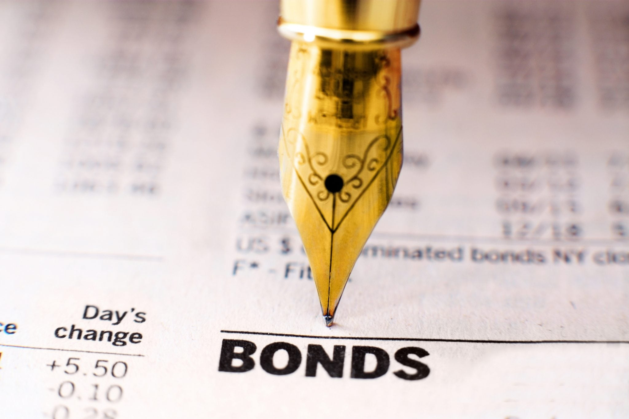 Bond investors