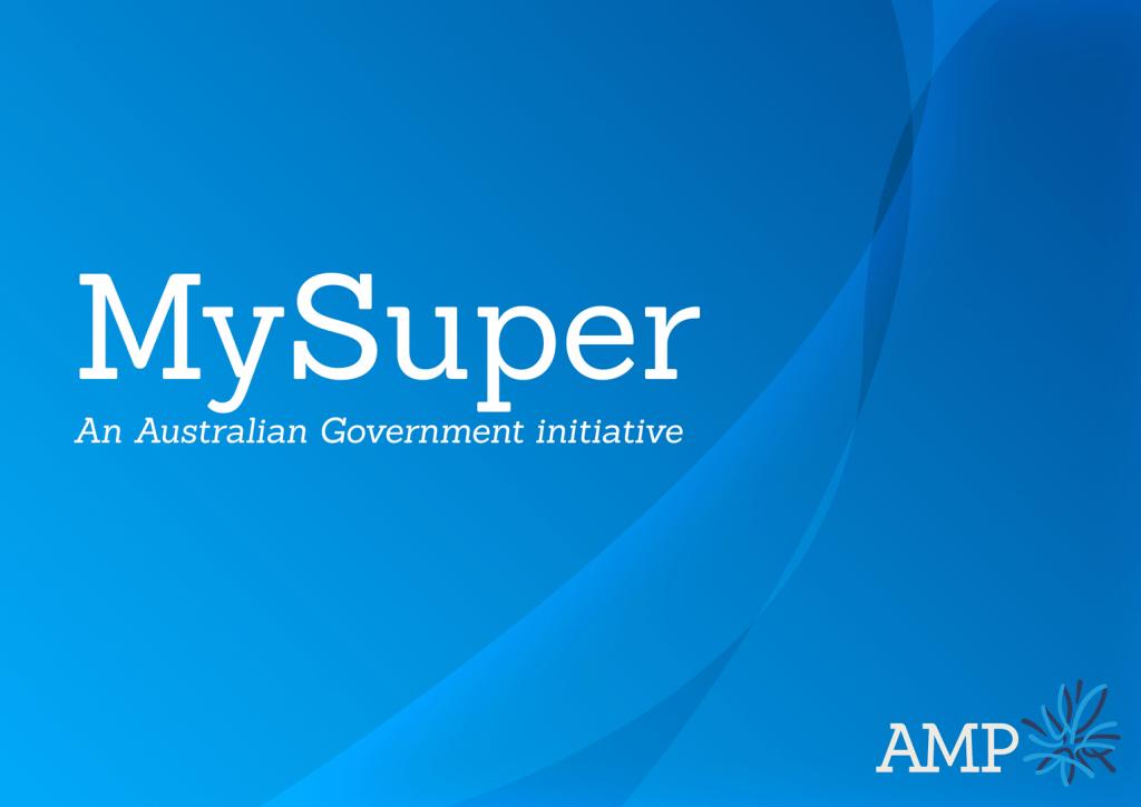 MySuper by AMP